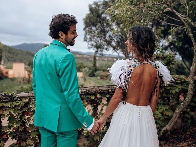 La boda de Enric  y Vicky  en Lloret De Mar, Girona 1