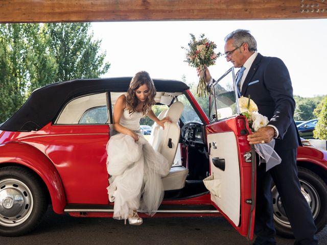 La boda de Iván y Tania en Vilalba, Lugo 16