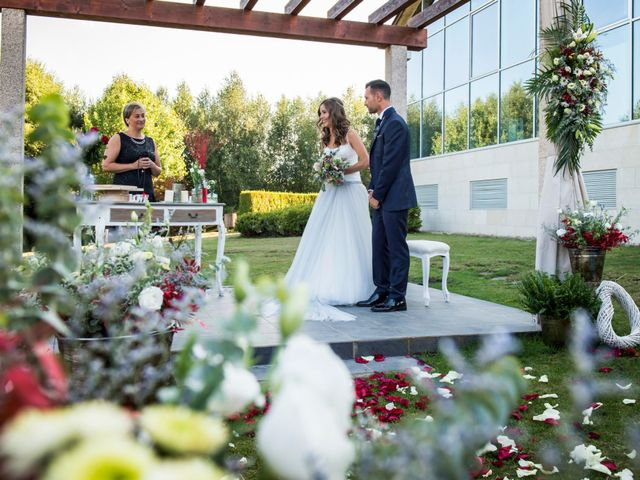La boda de Iván y Tania en Vilalba, Lugo 28