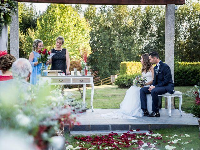 La boda de Iván y Tania en Vilalba, Lugo 29