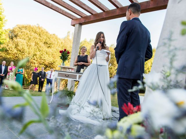 La boda de Iván y Tania en Vilalba, Lugo 34