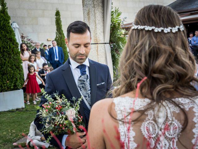 La boda de Iván y Tania en Vilalba, Lugo 35
