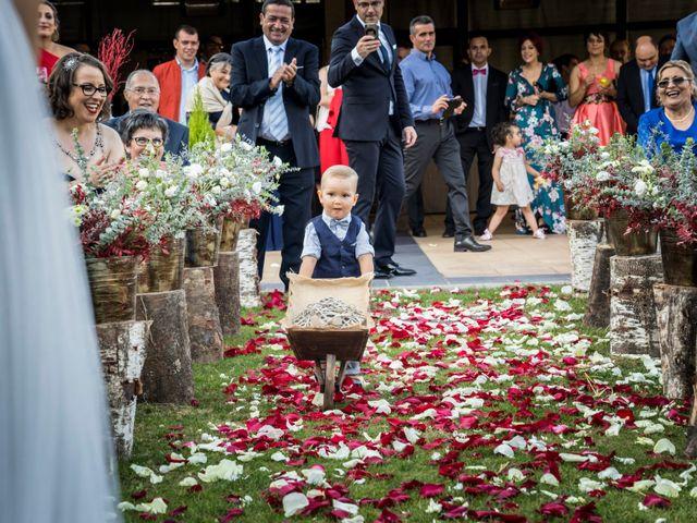 La boda de Iván y Tania en Vilalba, Lugo 37