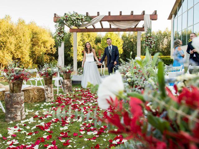 La boda de Iván y Tania en Vilalba, Lugo 43