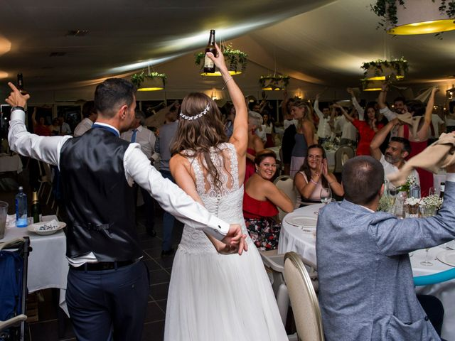 La boda de Iván y Tania en Vilalba, Lugo 63