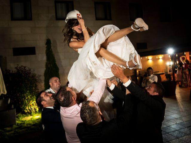 La boda de Iván y Tania en Vilalba, Lugo 88