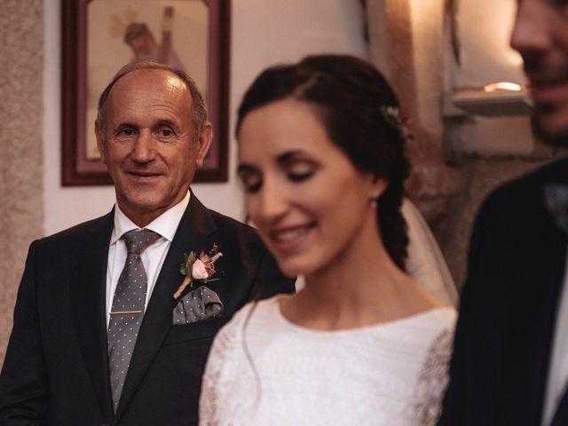 La boda de Cristian y Alba en Vigo, Pontevedra 39