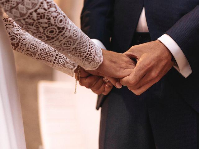 La boda de Cristian y Alba en Vigo, Pontevedra 41