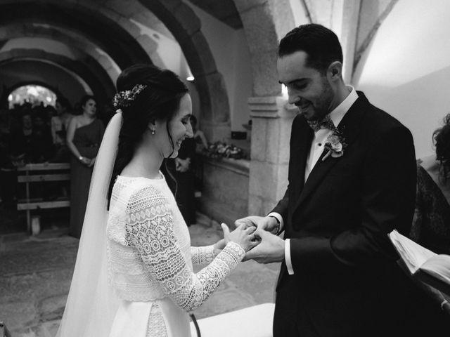 La boda de Cristian y Alba en Vigo, Pontevedra 45