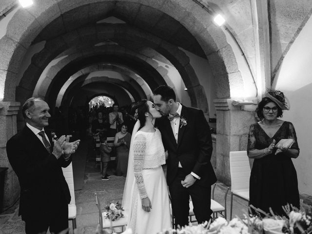 La boda de Cristian y Alba en Vigo, Pontevedra 49