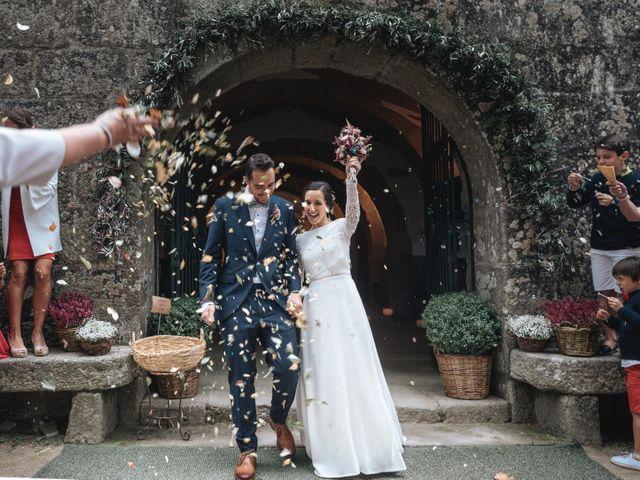La boda de Cristian y Alba en Vigo, Pontevedra 51