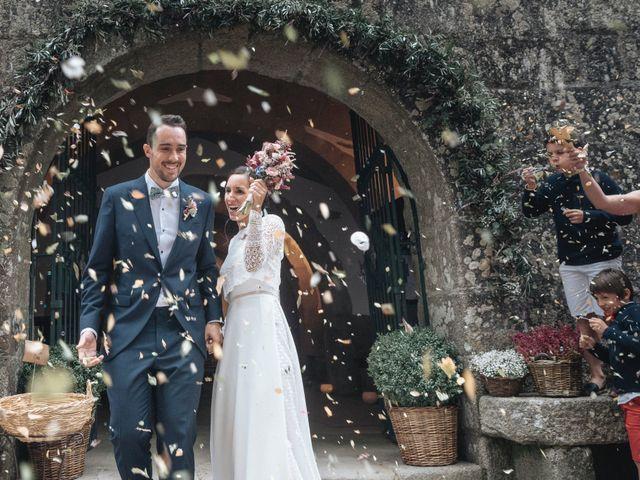 La boda de Cristian y Alba en Vigo, Pontevedra 52