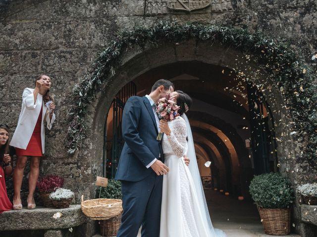La boda de Cristian y Alba en Vigo, Pontevedra 53