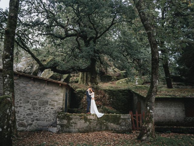 La boda de Cristian y Alba en Vigo, Pontevedra 57