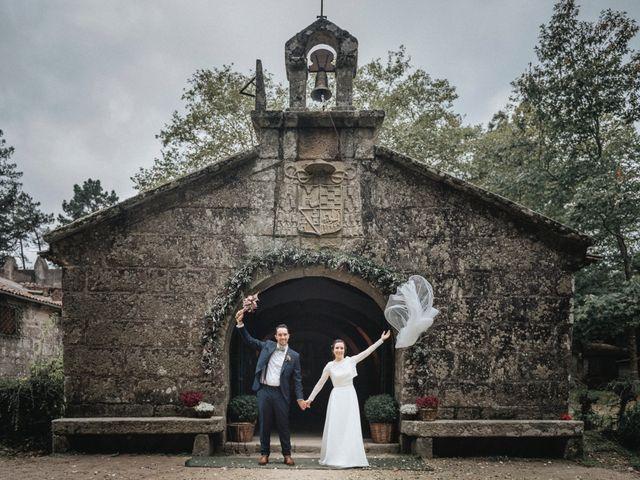 La boda de Cristian y Alba en Vigo, Pontevedra 2