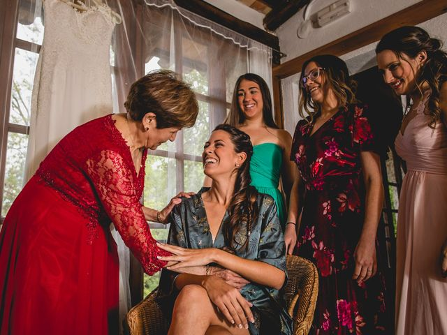 La boda de Ruben y Vanessa en Banyoles, Girona 9