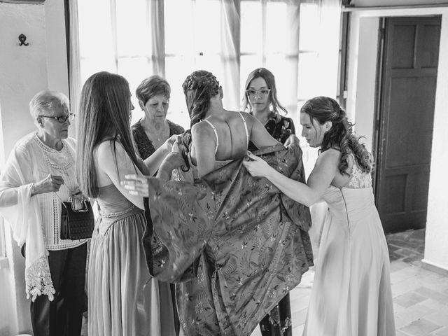 La boda de Ruben y Vanessa en Banyoles, Girona 10