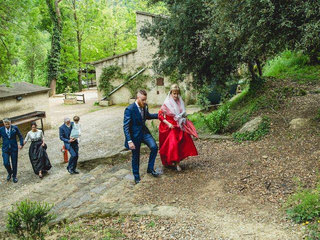 La boda de Ruben y Vanessa en Banyoles, Girona 17