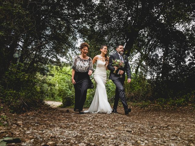 La boda de Ruben y Vanessa en Banyoles, Girona 21