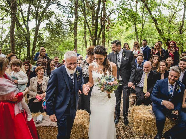 La boda de Ruben y Vanessa en Banyoles, Girona 22