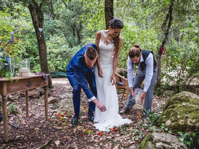 La boda de Ruben y Vanessa en Banyoles, Girona 33