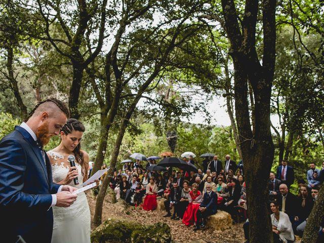 La boda de Ruben y Vanessa en Banyoles, Girona 34