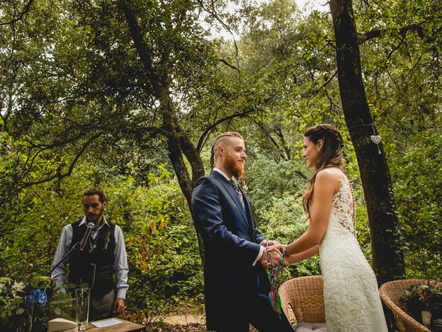 La boda de Ruben y Vanessa en Banyoles, Girona 35
