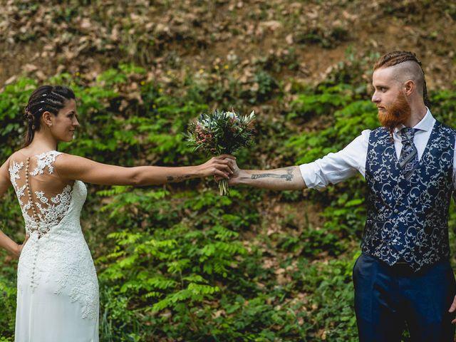 La boda de Ruben y Vanessa en Banyoles, Girona 40