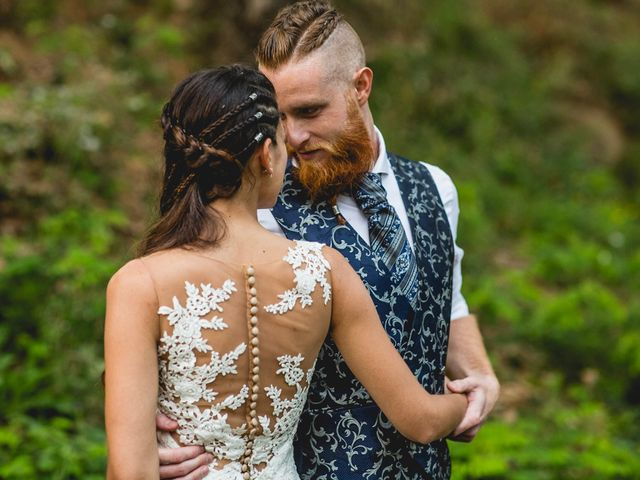 La boda de Ruben y Vanessa en Banyoles, Girona 41