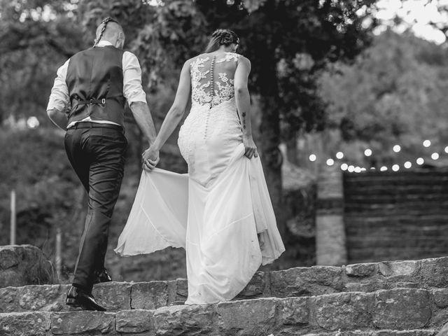 La boda de Ruben y Vanessa en Banyoles, Girona 43