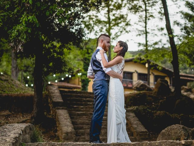 La boda de Ruben y Vanessa en Banyoles, Girona 44