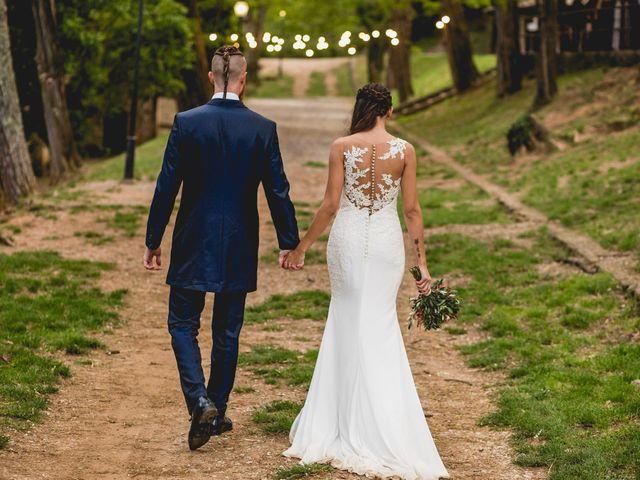 La boda de Ruben y Vanessa en Banyoles, Girona 45