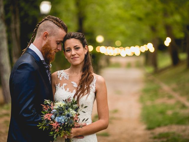 La boda de Ruben y Vanessa en Banyoles, Girona 46