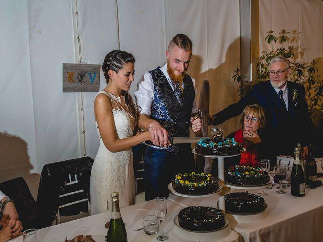 La boda de Ruben y Vanessa en Banyoles, Girona 54