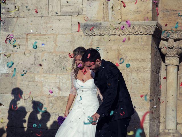 La boda de Jaume y Sílvia en Girona, Girona 12