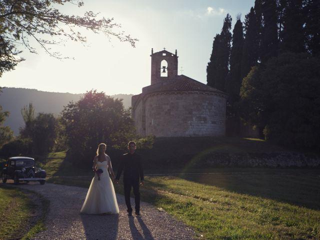 La boda de Jaume y Sílvia en Girona, Girona 13