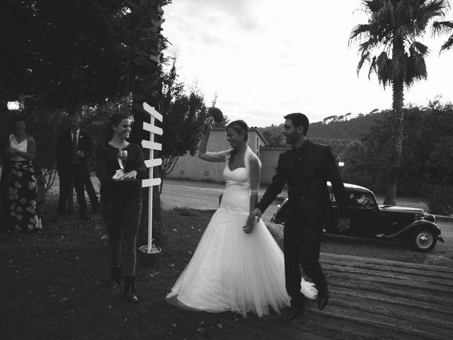 La boda de Jaume y Sílvia en Girona, Girona 26