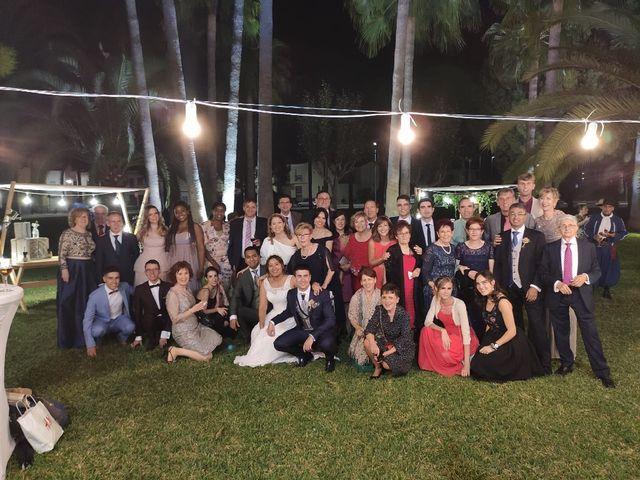 La boda de Alejandro  y Karla  en Oliva, Valencia 6