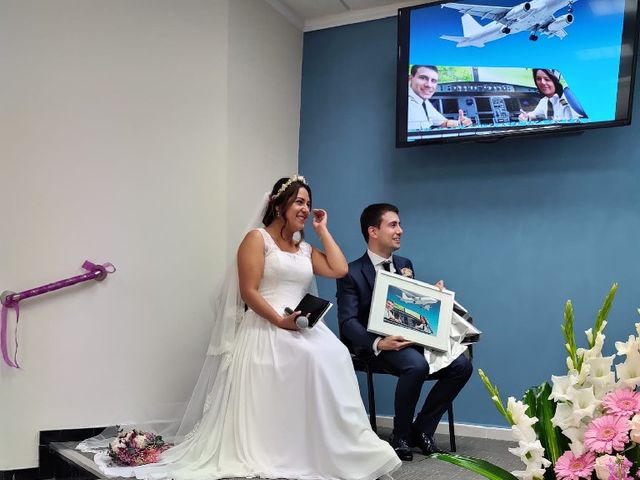 La boda de Alejandro  y Karla  en Oliva, Valencia 7