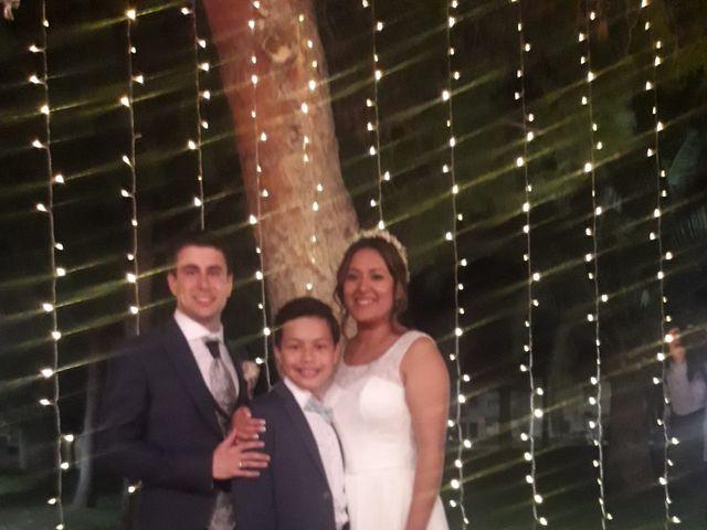 La boda de Alejandro  y Karla  en Oliva, Valencia 8