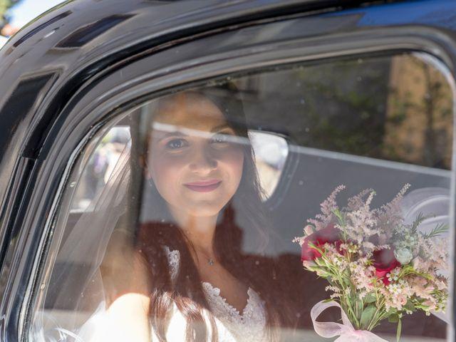 La boda de Antonio y Madalina en San Sebastian De Los Reyes, Madrid 16