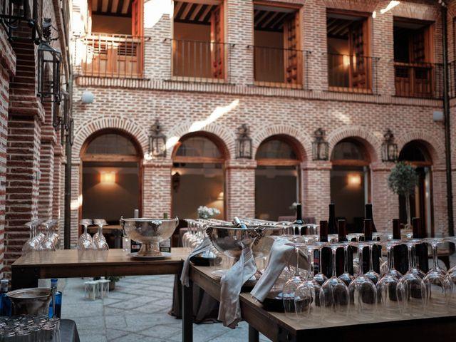 La boda de Pablo y Cristina en Boadilla Del Monte, Madrid 4