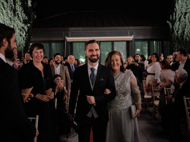 La boda de Pablo y Cristina en Boadilla Del Monte, Madrid 28