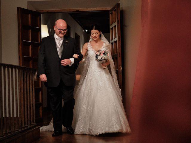 La boda de Pablo y Cristina en Boadilla Del Monte, Madrid 30