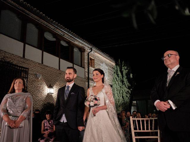 La boda de Pablo y Cristina en Boadilla Del Monte, Madrid 33