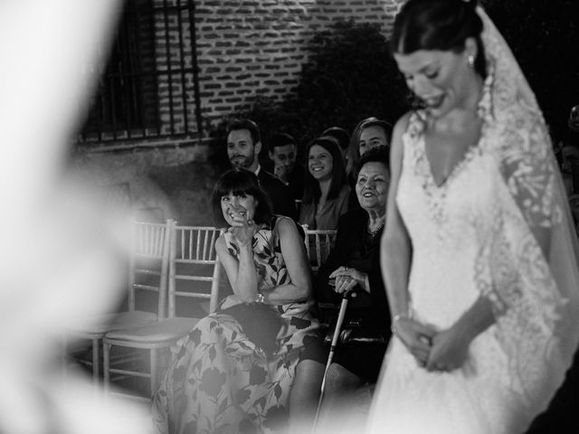 La boda de Pablo y Cristina en Boadilla Del Monte, Madrid 37