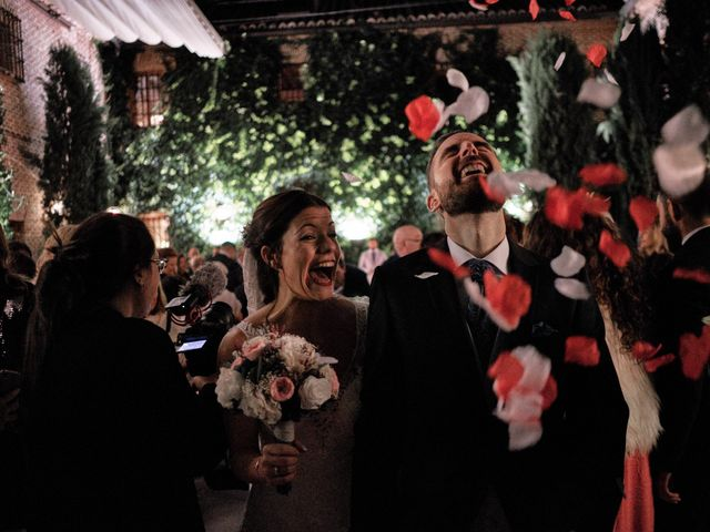 La boda de Pablo y Cristina en Boadilla Del Monte, Madrid 39