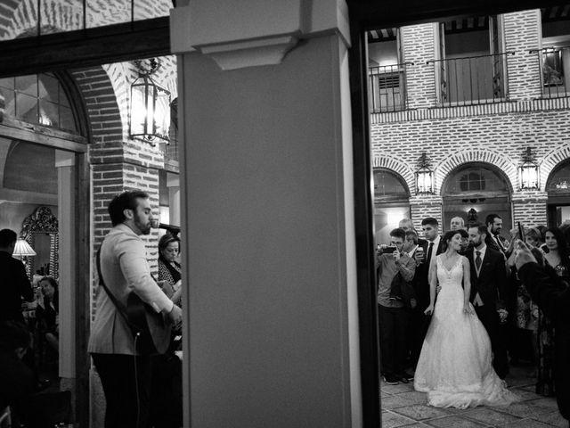 La boda de Pablo y Cristina en Boadilla Del Monte, Madrid 48