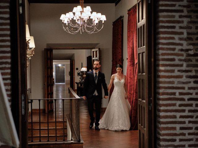 La boda de Pablo y Cristina en Boadilla Del Monte, Madrid 49