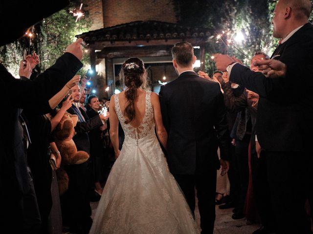 La boda de Pablo y Cristina en Boadilla Del Monte, Madrid 60